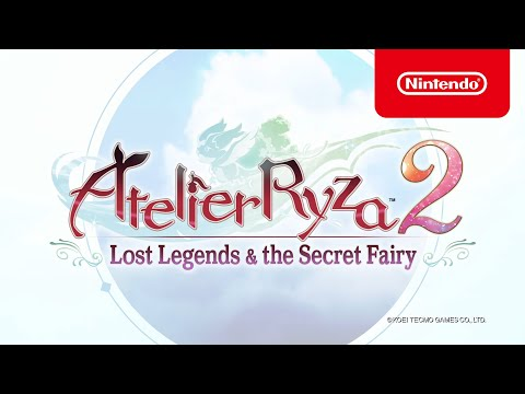 Atelier Ryza 2: Lost Legends & the Secret Fairy - Trailer