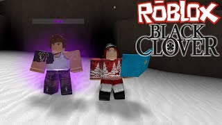 THE BLACK BULL MAGIC KNIGHT OUTFIT! || Roblox Black Clover Episode 2