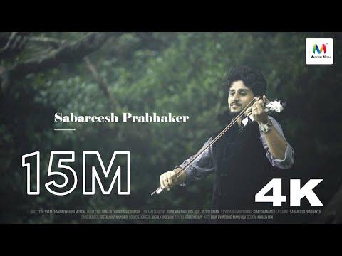 Kannathil Muthamittal 4K Sabareesh Prabhaker A R Rahman medley cover