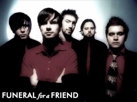 Клип Funeral For A Friend - This Letter