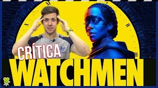 ¿Crítica? de la serie 'Watchmen', de la que no hemos entendido nada