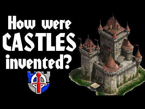 How and why CASTLES were invented