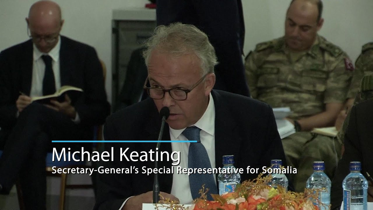 International support critical to security sector reform in Somalia – UN envoy