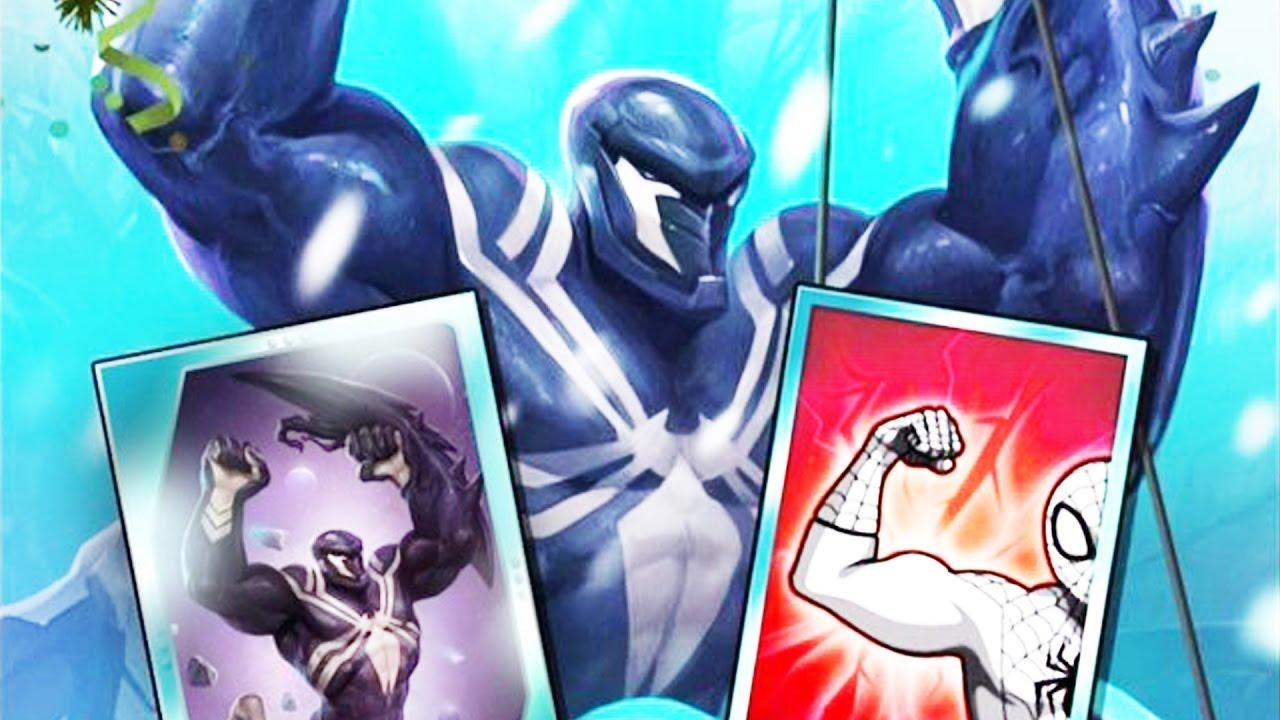 FREE All-New Agent Venom   Spider-Man Unlimited - YouTube - photo#44