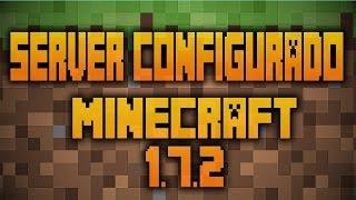 SERVER CONFIGURADO 1.7.2 (MINIJUEGOS) - QuakeCraft SkyWars TNTRun -