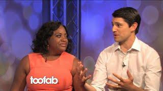 Nicholas D'Agosto and Sherri Shepherd Talk Surprising 'Trial & Error' Finale