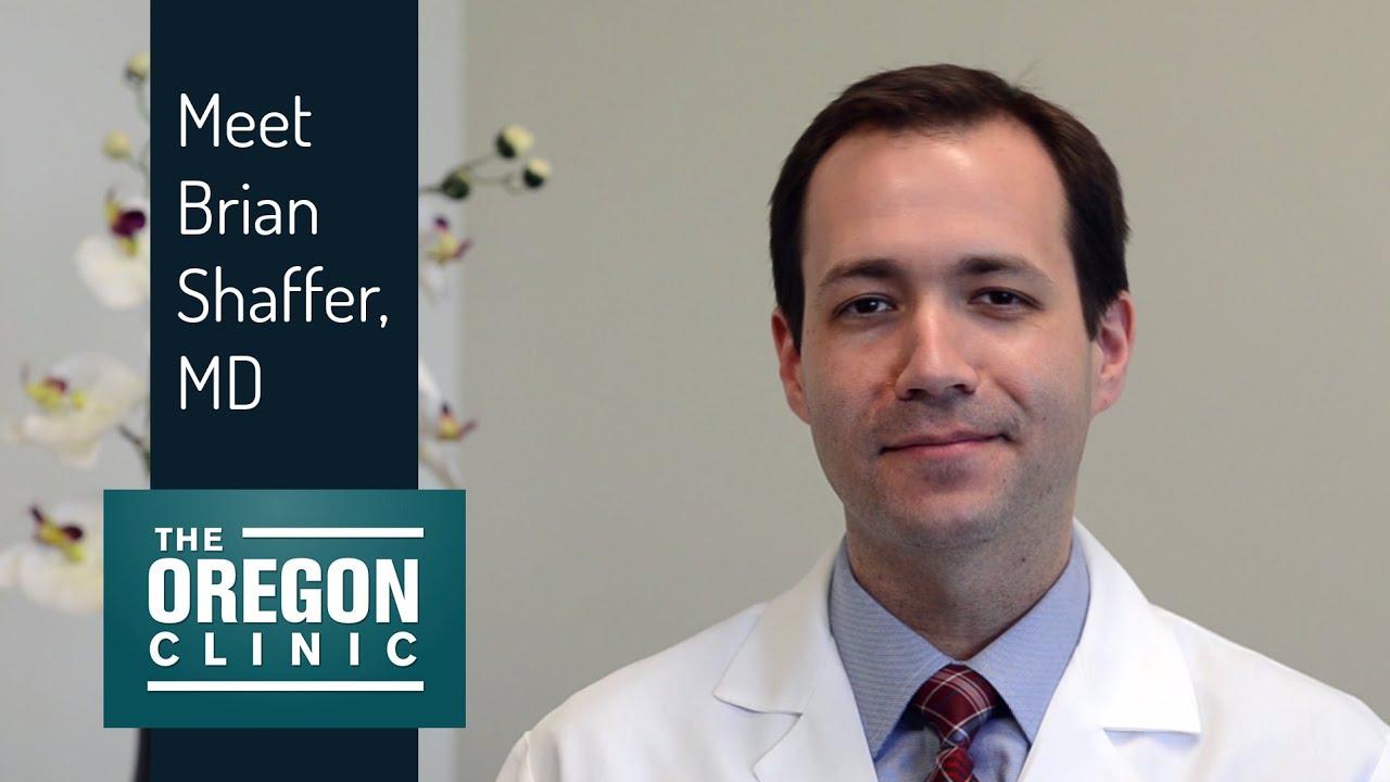 Brian T Shaffer Md Ent Otolaryngologist In Portland Or Md Com