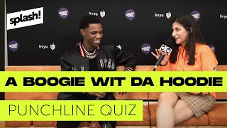 Punchline Quiz with A Boogie Wit Da Hoodie