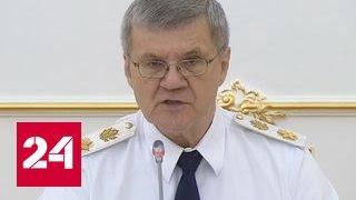 Юрий Чайка - прокурорам: не ждите, когда люди обратятся к президенту