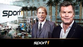 Ganze Folge CHECK24 Doppelpass mit Christoph Daum und Rene Weiler | SPORT1 - CHECK24 DOPPELPASS