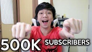 Terima Kasih Untuk 500K Subscribers Giveaway MiawAug