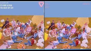 SEVENTEEN - (어퍼나)Oh My[Album YOU MAKE MY DAY](MP3)