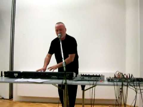 Eberhard Kranemann live in Wuppertal 06.02.2009 pt. 3