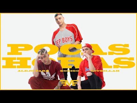 Alejo Park - Pocas Horas ft. LIT killah, Kodigo (Official Video) Film by EME CREATIVE