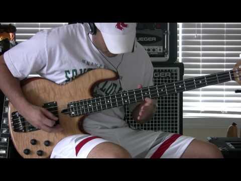 TOOL- Schism Bass Cover in Hi Def