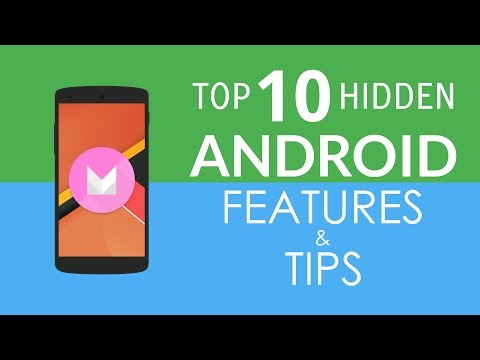 Top 10  Hidden Android Features & Tips(2017)
