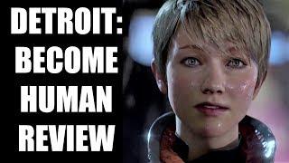 Detroit: Become Human Review - The Final Verdict