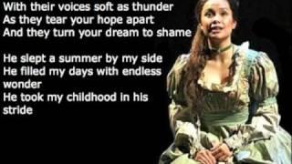 I Dreamed A Dream - Les Miserables - Karaoke/Instrumental [FULL]