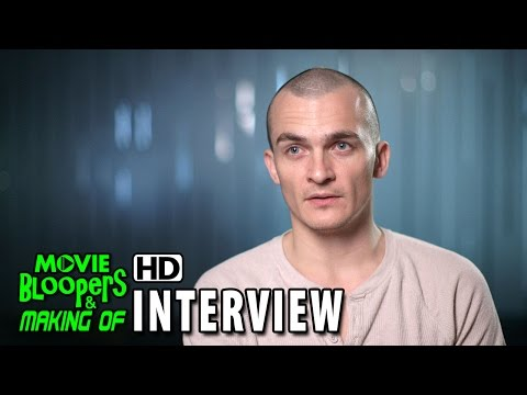 Hitman: Agent 47 (2015) Behind the Scenes Movie Interview - Rupert Friend is 'Agent 47'