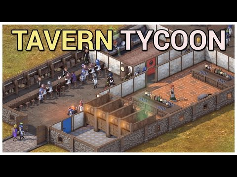 Tavern Tycoon - Dragon's Hangover [Early Access] - Spendthrift - Let's Play / Gameplay / Preview