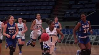 Highlights of WBB Win over McNeese