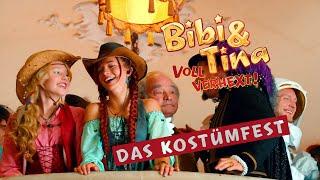 BIBI & TINA 2: - VOLL VERHEXT! - Hinter den Kulissen beim Kostümfest