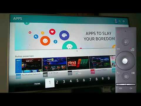 ТВ Samsung Tizen установка приложений Часть 3 Установка виджетов на тв