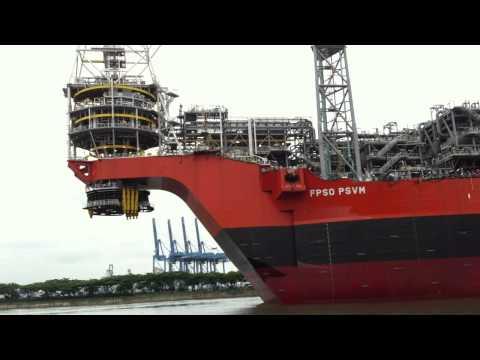 PSVM FPSO Sailing