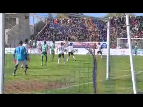 هدف التعادل للرجاء البيضاوي واولمبيك اسفي 1-1