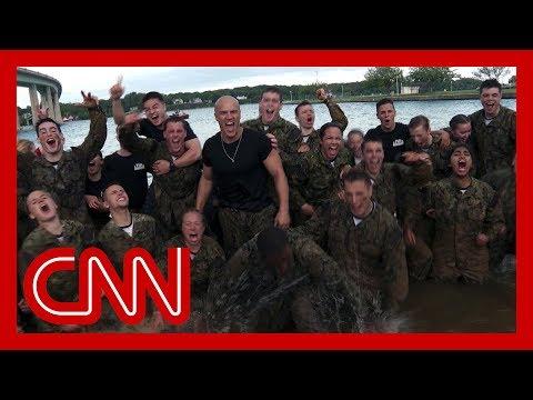 Exclusive look inside the U.S. Naval Academy's Sea Trials
