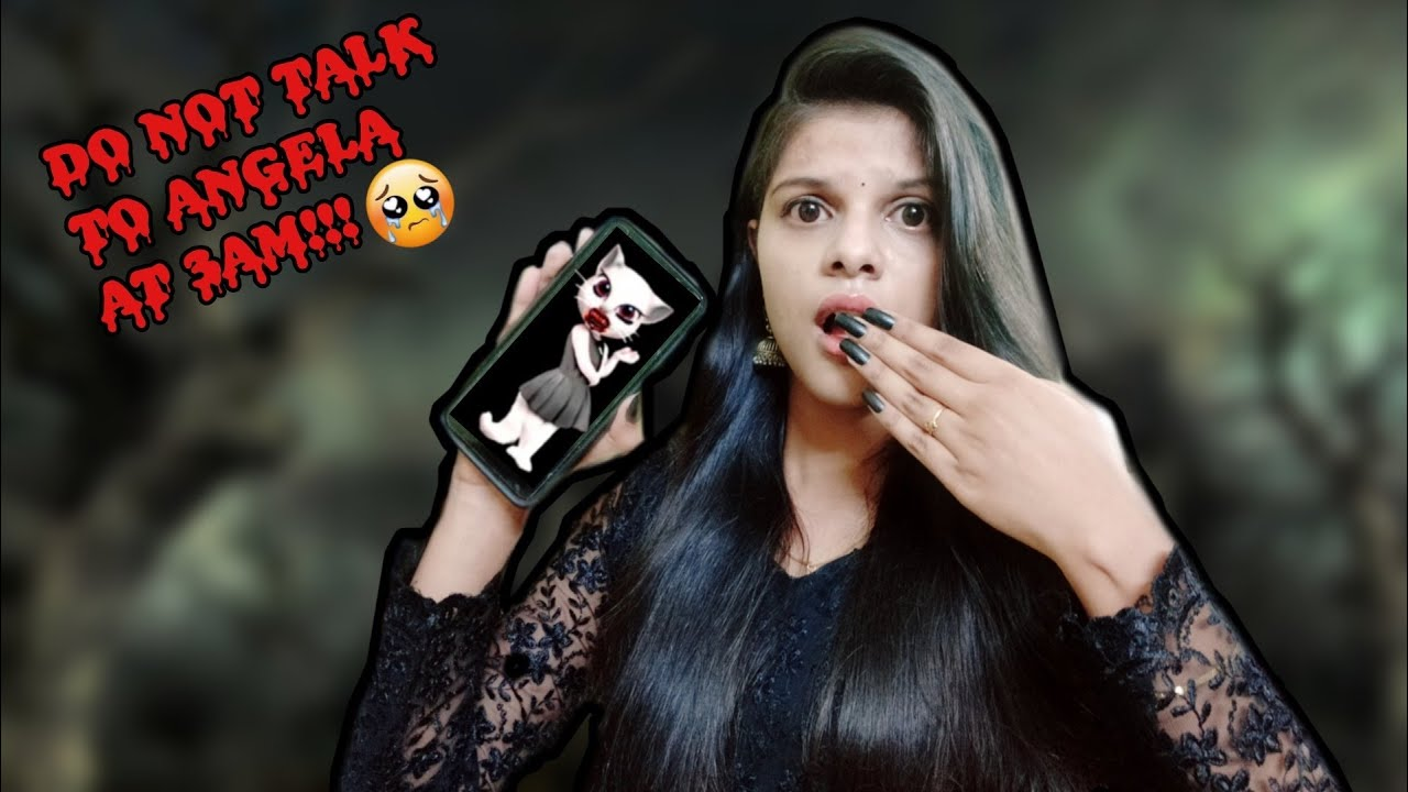 Do not talk to *ANGELA* at 3am challenge*Gone Wrong*|GIVEAWAY||TAMIL|