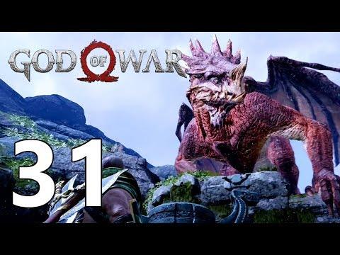 Dragon sauvé et statue de Thor détruite - GOD OF WAR FR #31