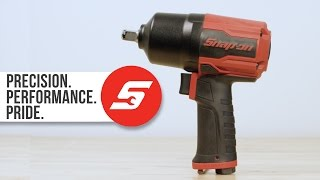 Impact Power Tools | Precision in Manufacturing | Snap-on Tools