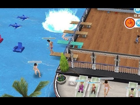 Sims freeplay misi n 56 39 embargo radical de casas for Muebles para los sims 3