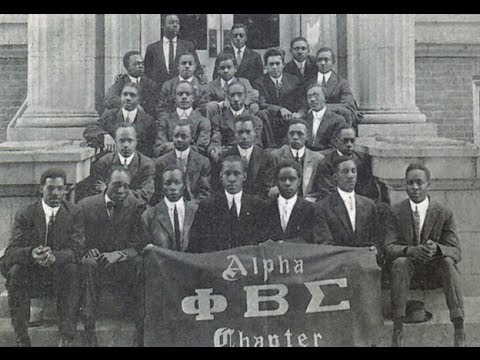 A History of Phi Beta Sigma Fraternity, Inc.