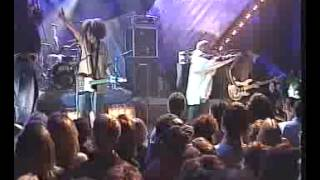 Dust Junkys - What Time Is It? - Live on TFI Friday - 1998