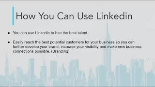 The #1 LinkedIn Marketing & Sales Lead Generation Blueprint, from Total Training - intro