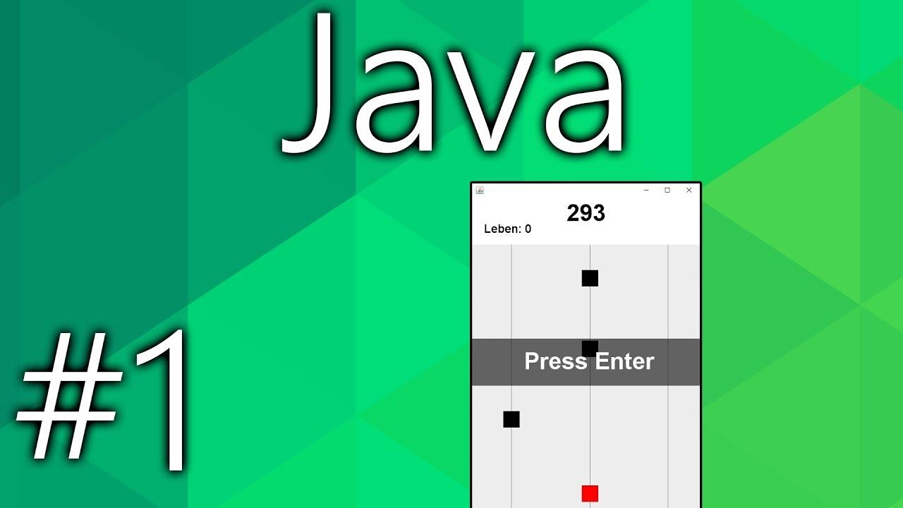 Spiele Java