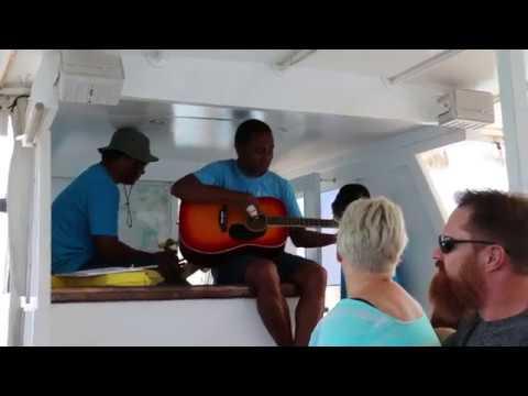 Pacific Jewel, Savala Island tour