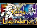 Pokémon Sun and Moon Legendaries! • Names, Types, Moves REVEALED! • [June 2nd 2016]