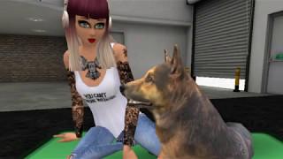 Грустная история про собаку Донна /Фильм ||Avakin Life