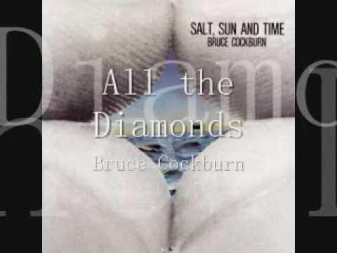 All the Diamonds - Bruce Cockburn