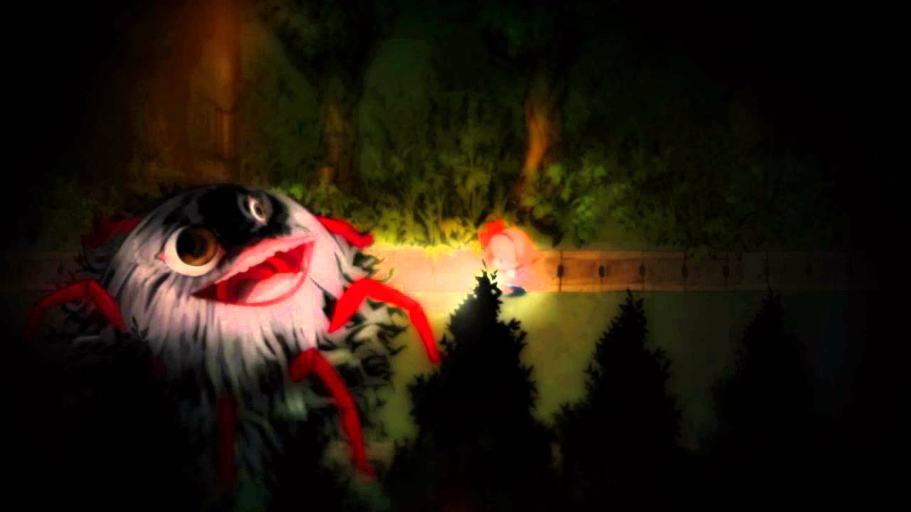 How Girl Wallpaper Yomawari Night Alone Announcement Trailer Youtube