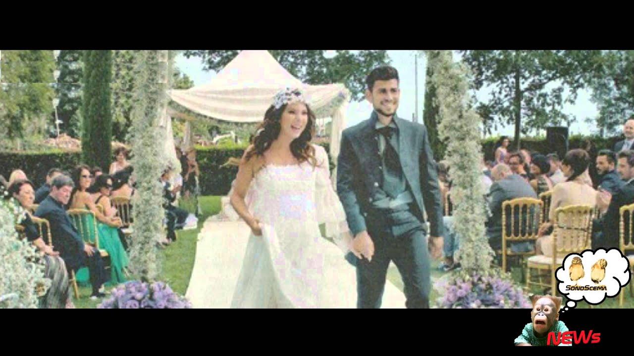 Micol Azzurro Matrimonio : Micol olivieri e christian massella sposi a roma youtube