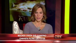 Venezuela escandalizada por fotos de Robert Serra en la morgue