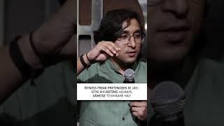 Fitness Freak and Samosa | YT #Shorts by Appurv Gupta aka GuptaJi | Stand Up Comedy