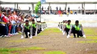 Flash Mob Polres Ende Polda NTT