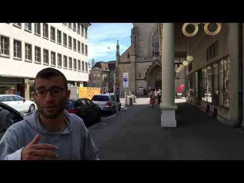Zürich Stadttour (Schweizerdeutsch)