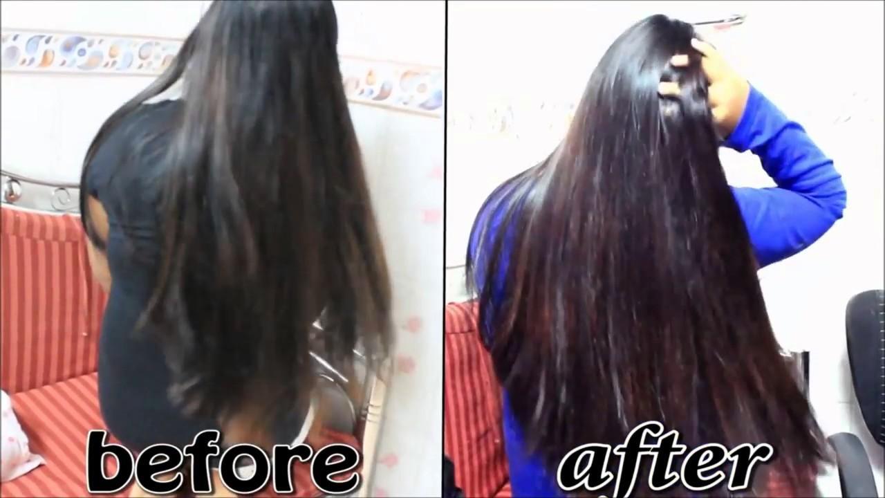Saçların Hızlı Uzaması İçin Hindistan'dan 7 Güzellik Sırrı