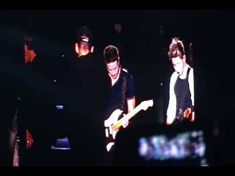 One Direction Little Black Dress Live In Argentina 4052014 Youtube